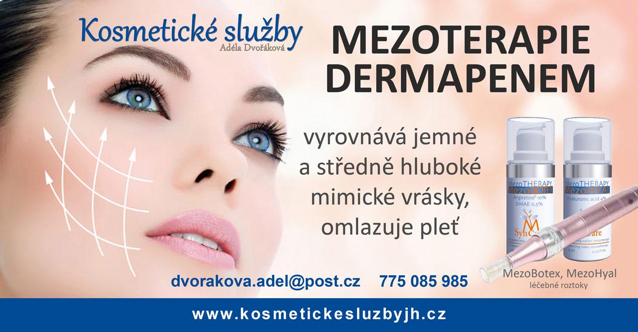 mezoterapie dermapenem